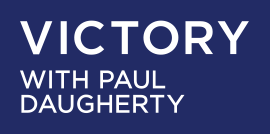Victory with Paul Daugherty